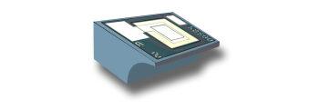 Side Illuminated Monitor Photodiode